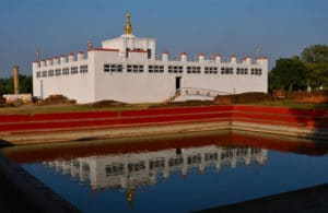 Lumbini (beautiful place of nepal to visit)